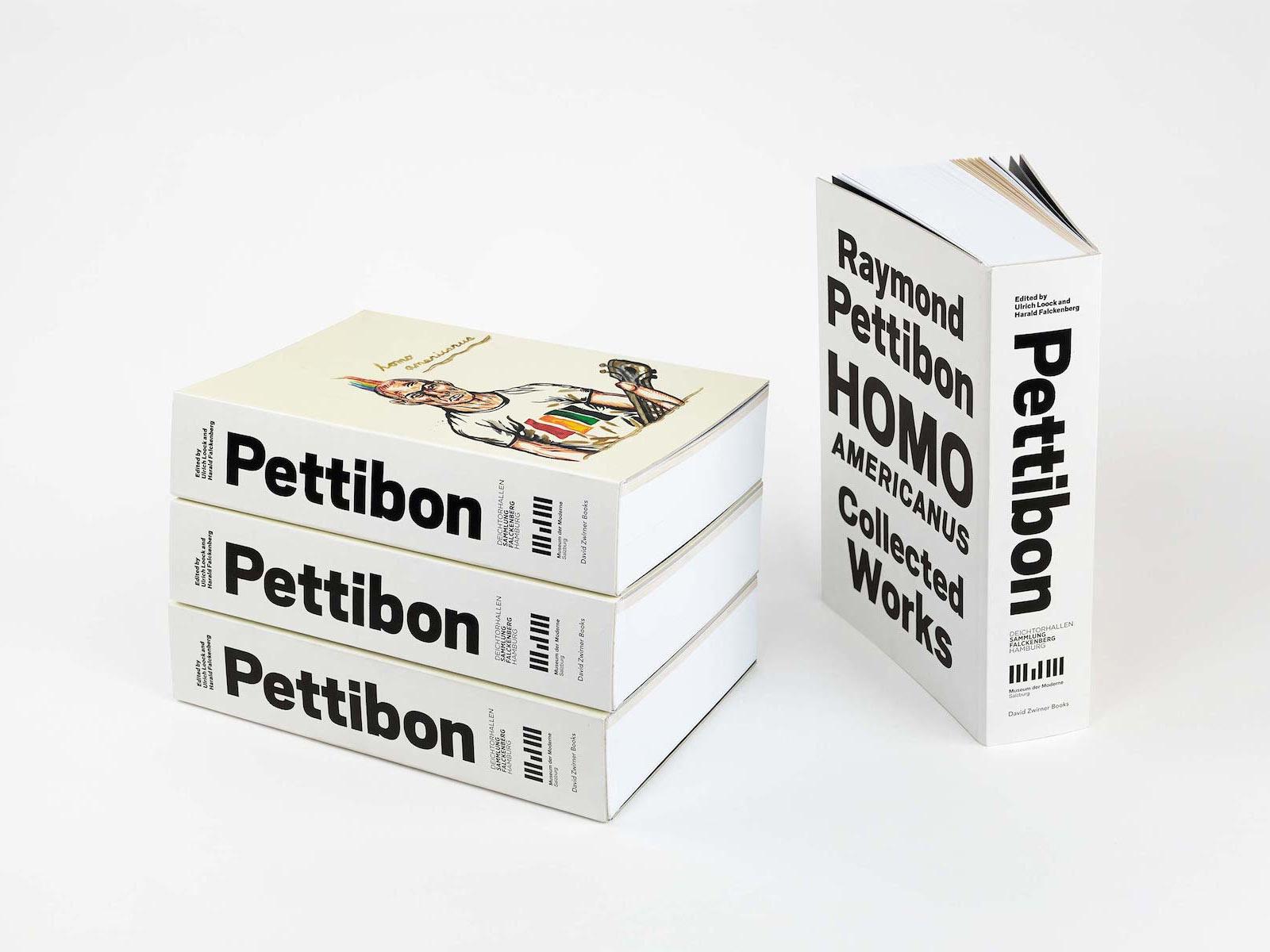 RAYMOND PETTIBON – レイモンド・ペティボン コレクターズブック入荷!