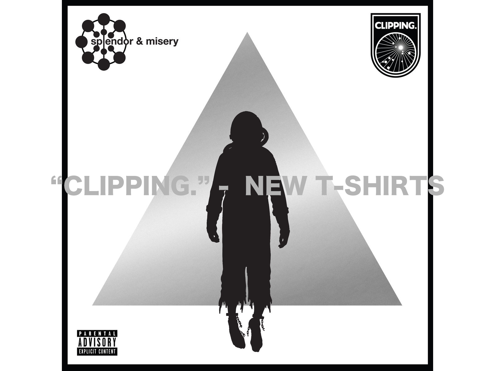 CLIPPING. NEW T-SHIRTS