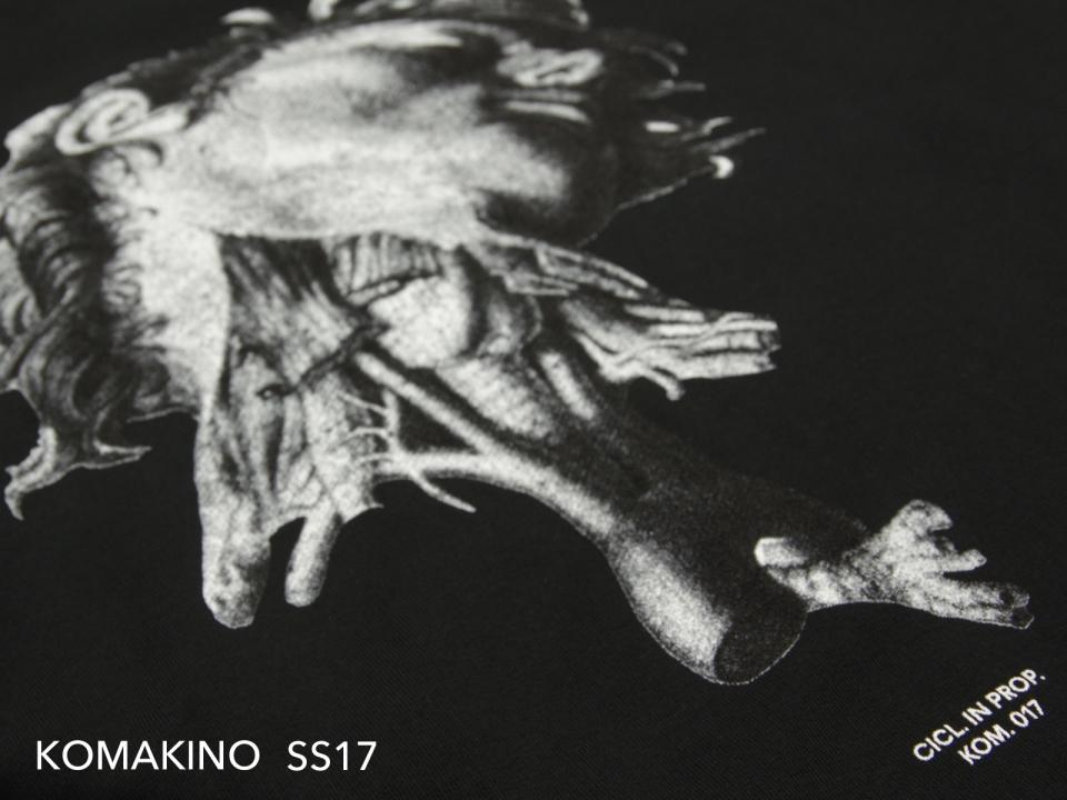KOMAKINO SPRING/SUMMER 2017