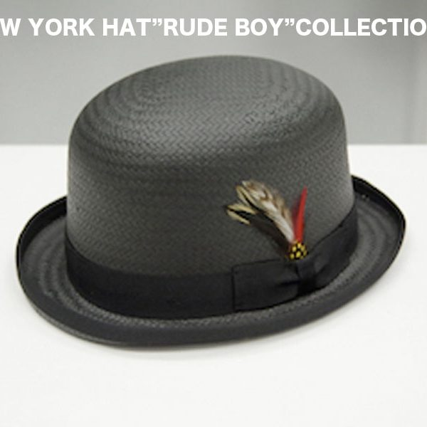 NEW YORK HAT RUDE BOY COLLECTION