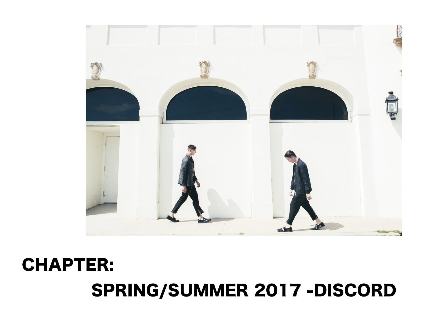 CHAPTER SPRING SUMMER 2017 – TOPS COLLECTION