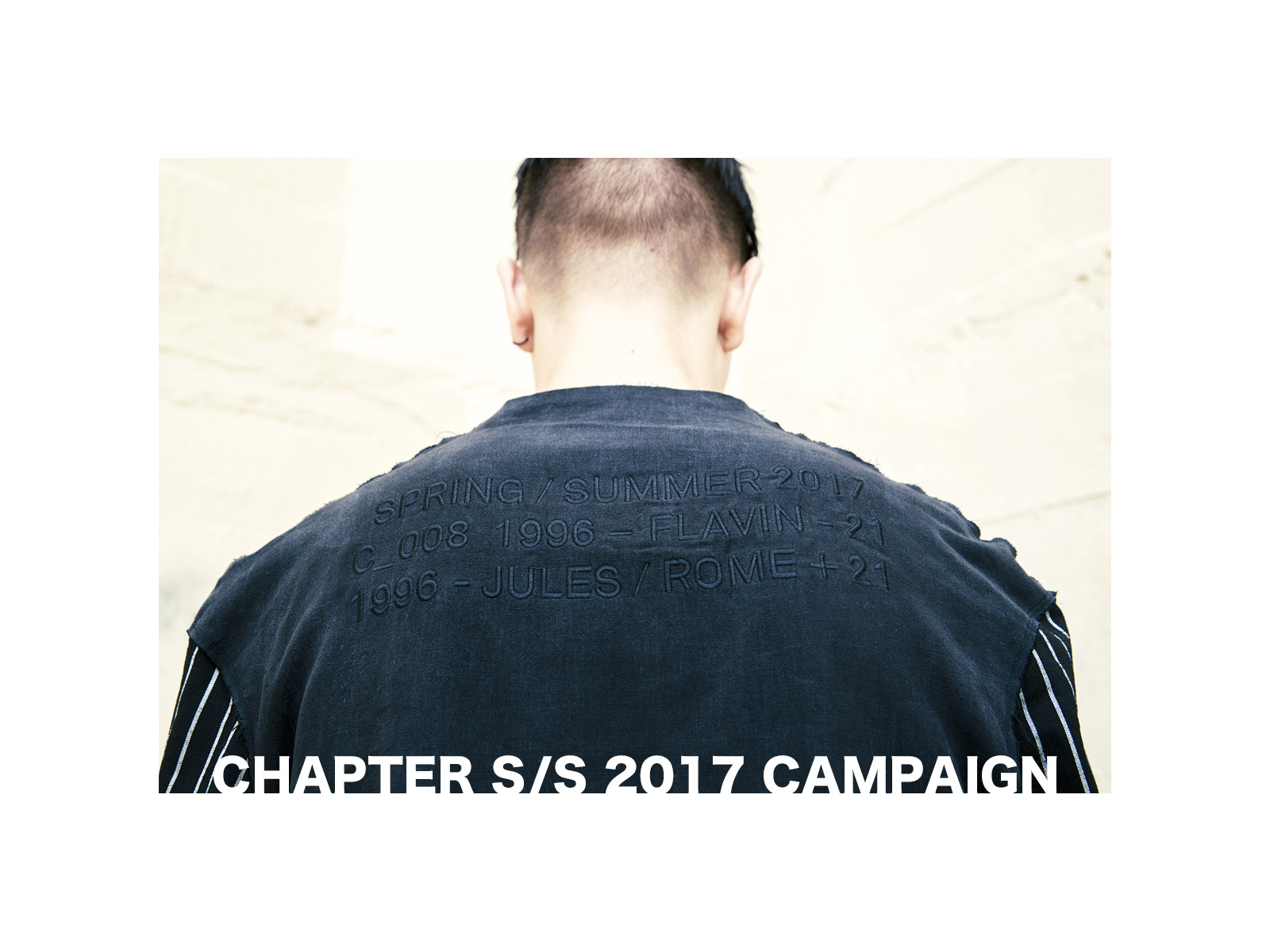 CHAPTER SS17 Campaign Film