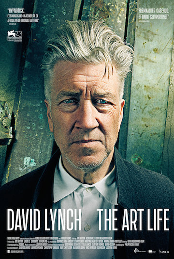 『David Lynch: The Art Life』