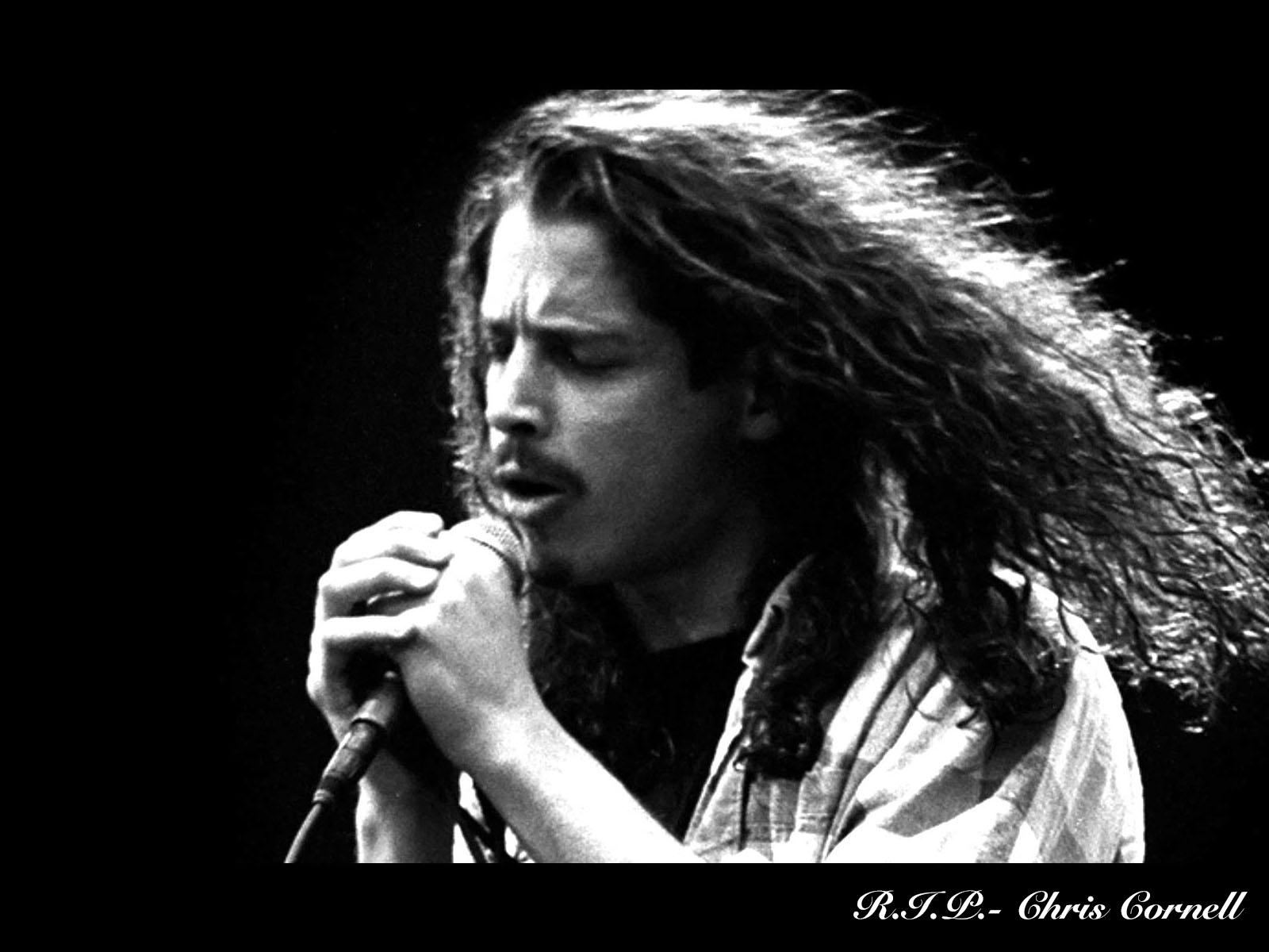R.I.P.- Chris Cornell / クリス・コーネル