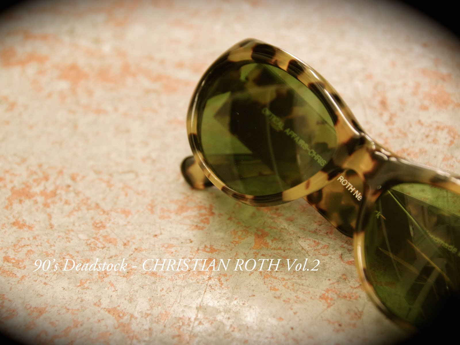 90's Deadstock – CHRISTIAN ROTH Vol.2