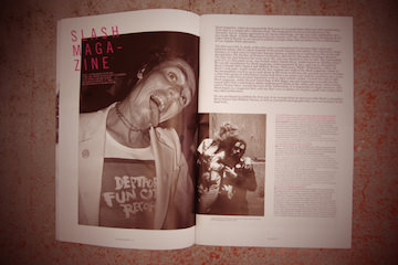 SLASH MAGAZINE