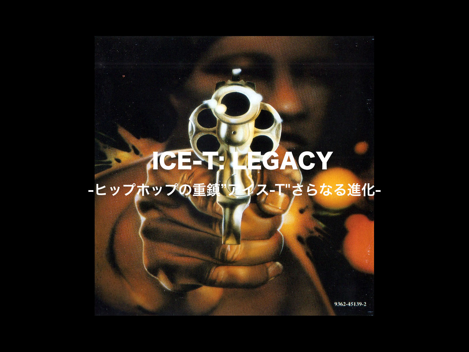 ICE-T: LEGACY