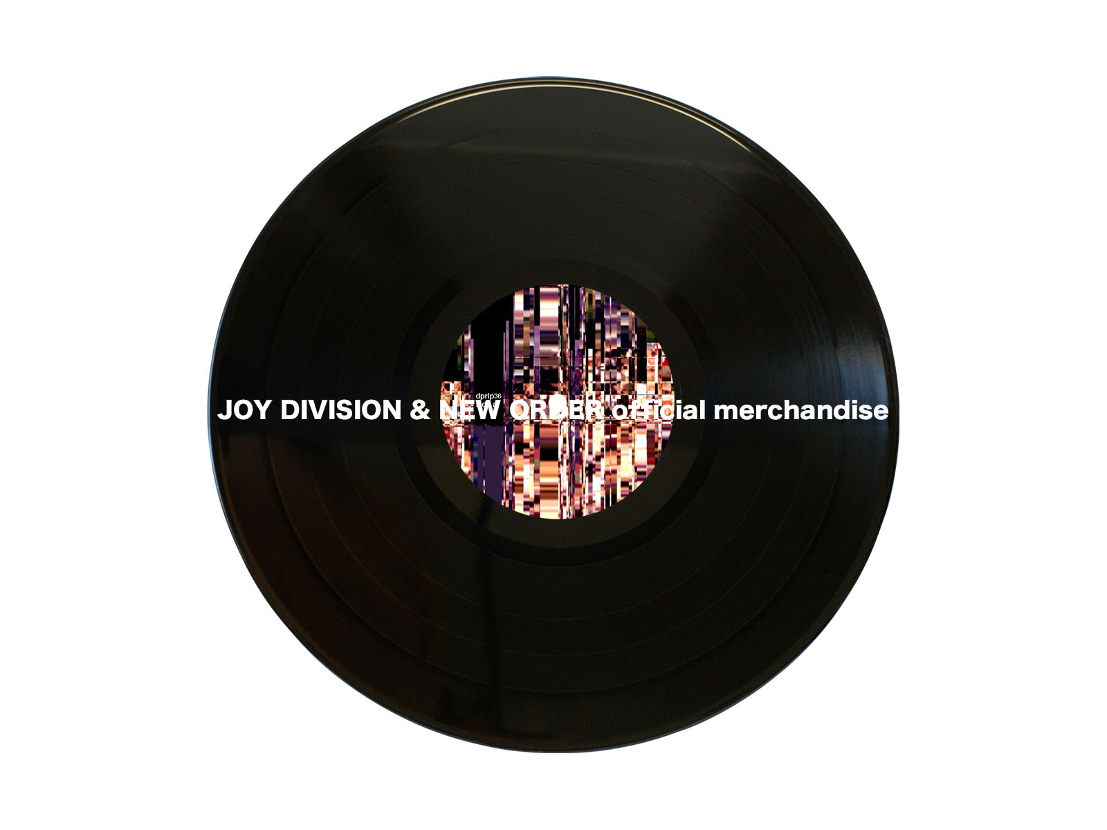 JOY DIVISION & NEW ORDER official merchandise