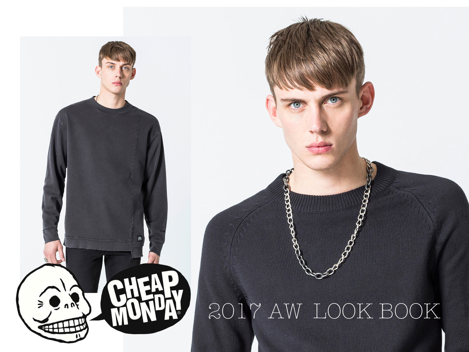 CHEAP MONDAY 2017 AW LOOK BOOK