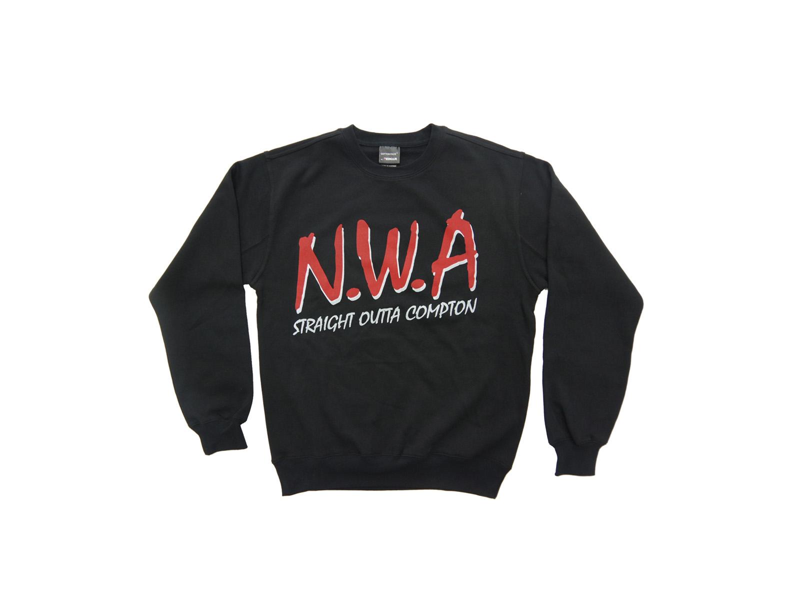 N.W.A. Classic Logo Sweater