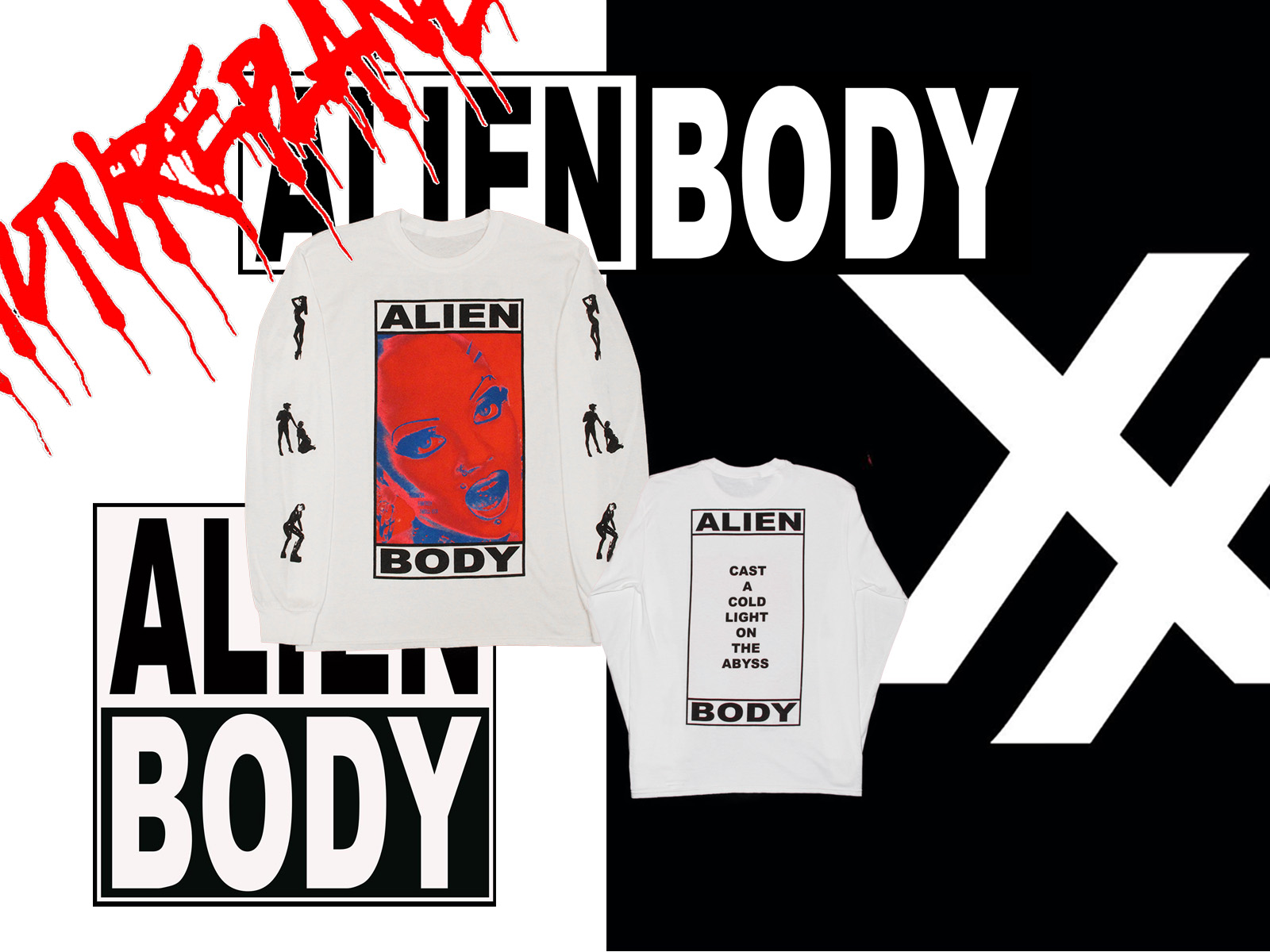 NEW ARRIVALS – ALIEN BODY COLD ABYSS LONG SLEEVE