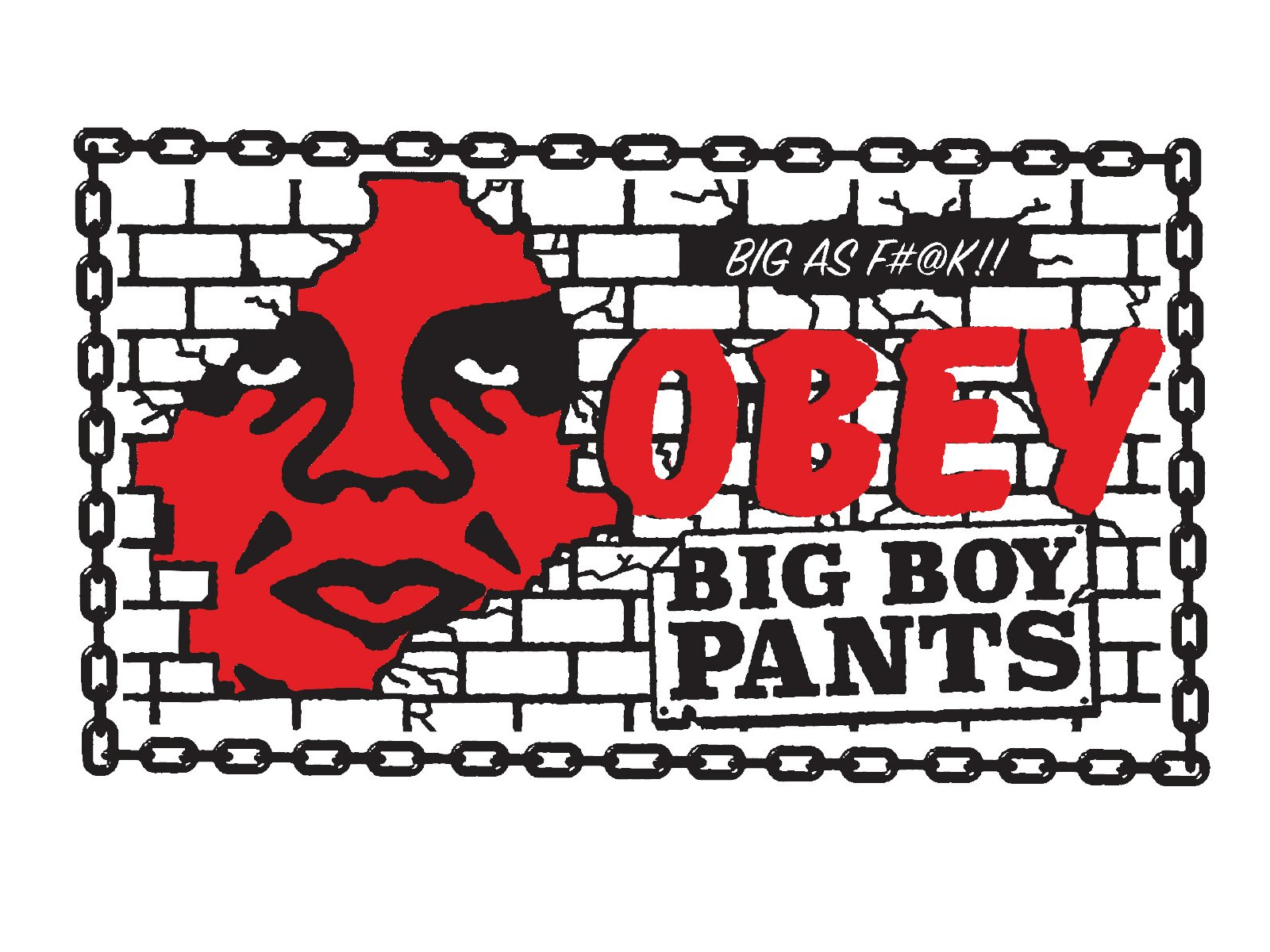 OBEY BIG BOY COLLECTION