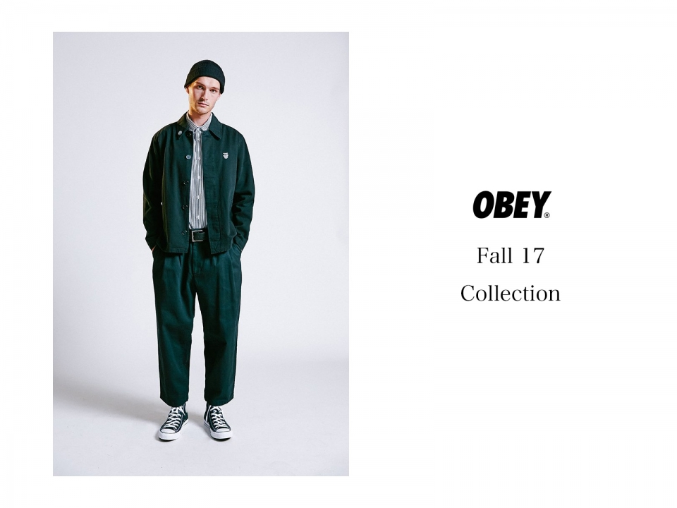 OBEY FALL 17