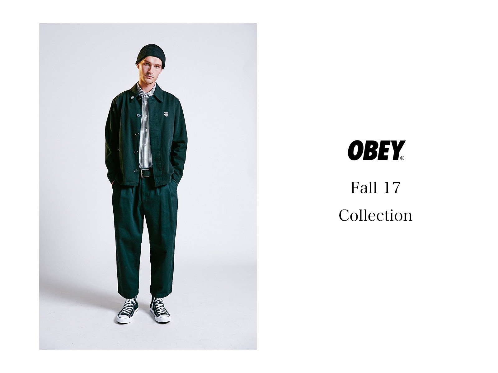 OBEY Fall 17 Collection