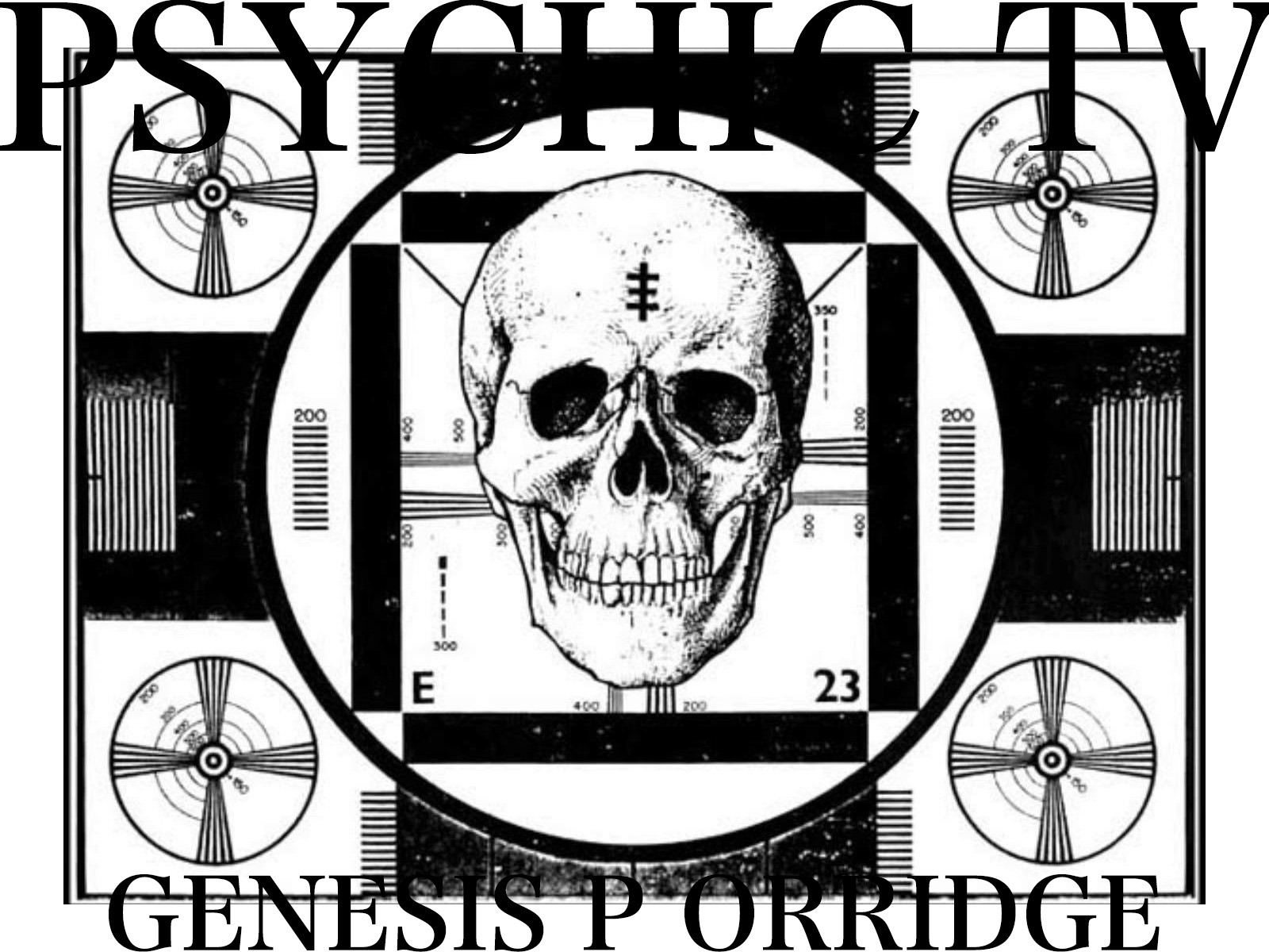 PSYCHIC TV – POP UP