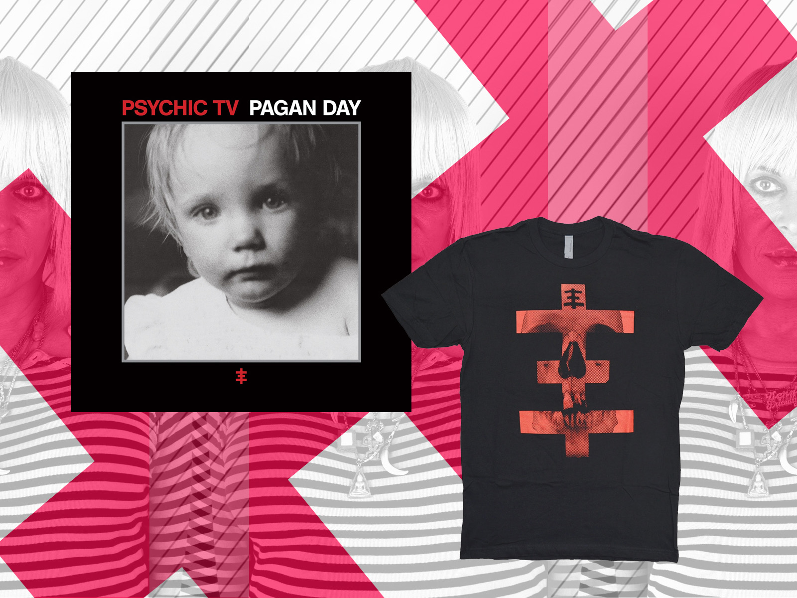 PSYCHIC TV – POP UP ITEM
