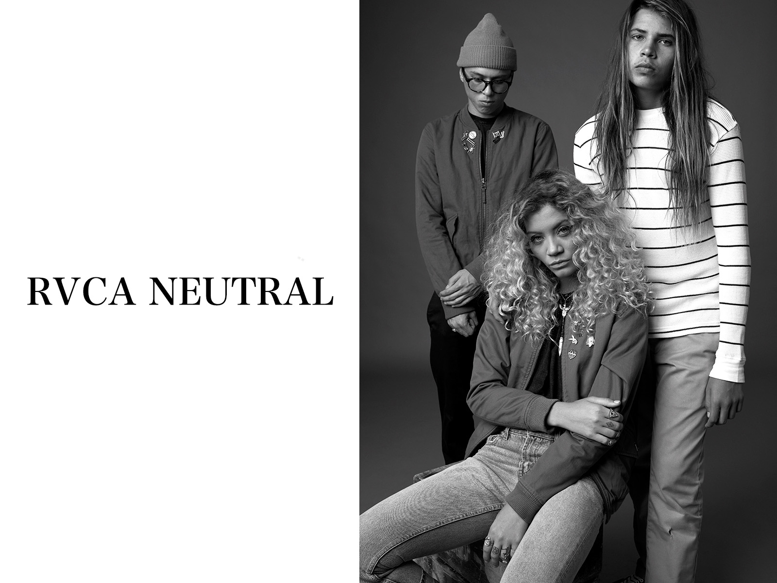 RVCA NEUTRAL LOOK BOOK