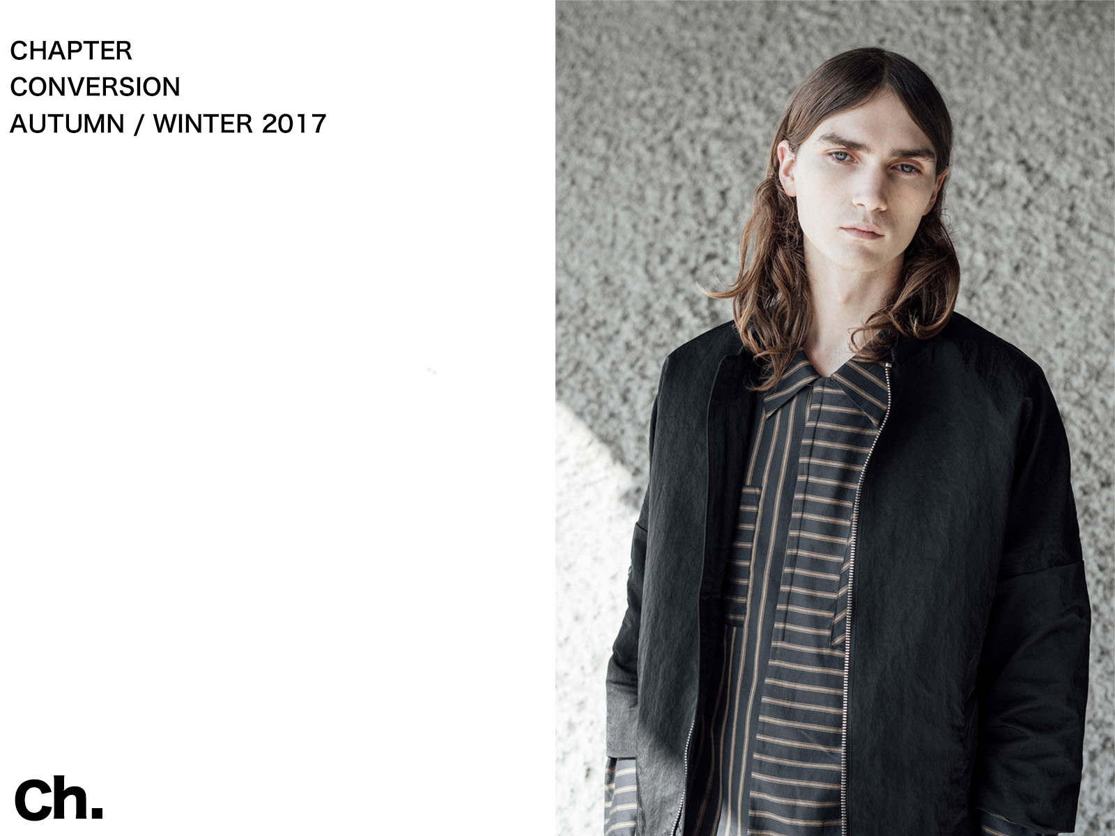 CHAPTER AUTUMN/WINTER 2017 アイテム紹介