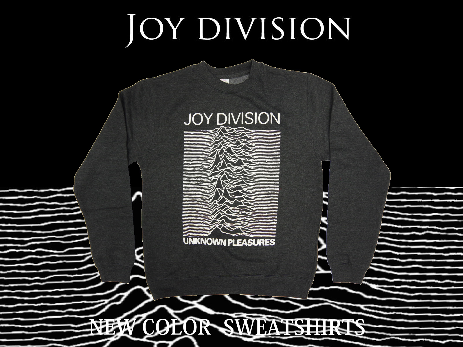 JOY DIVISION – New Official Item