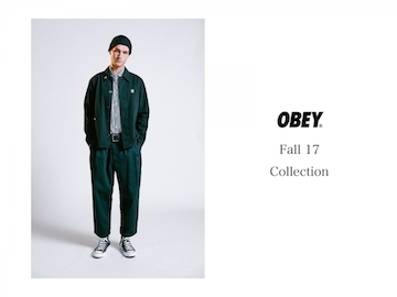 OBEY FALL17