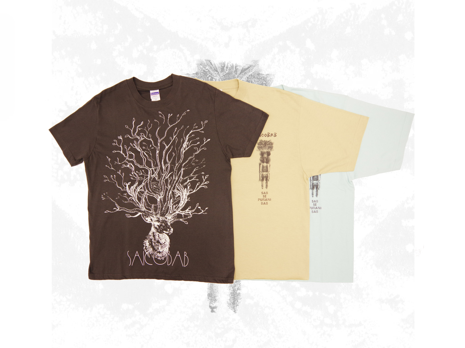 SAICOBAB – Limited T-Shirts