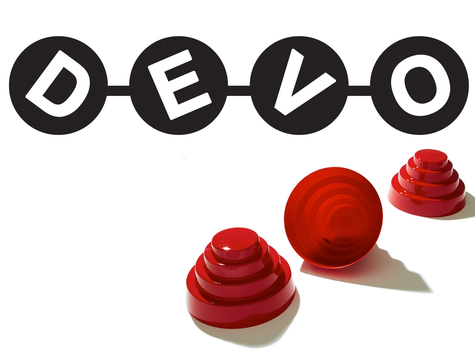 DEVO Re-released ENERGY DOME