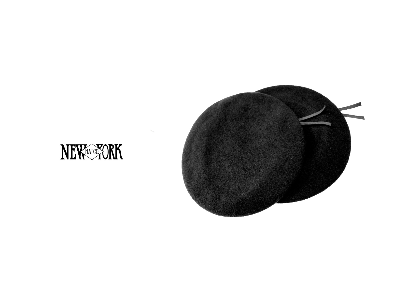 NEW ARRIVALS –  NEW YORK HAT / Montgomery Beret