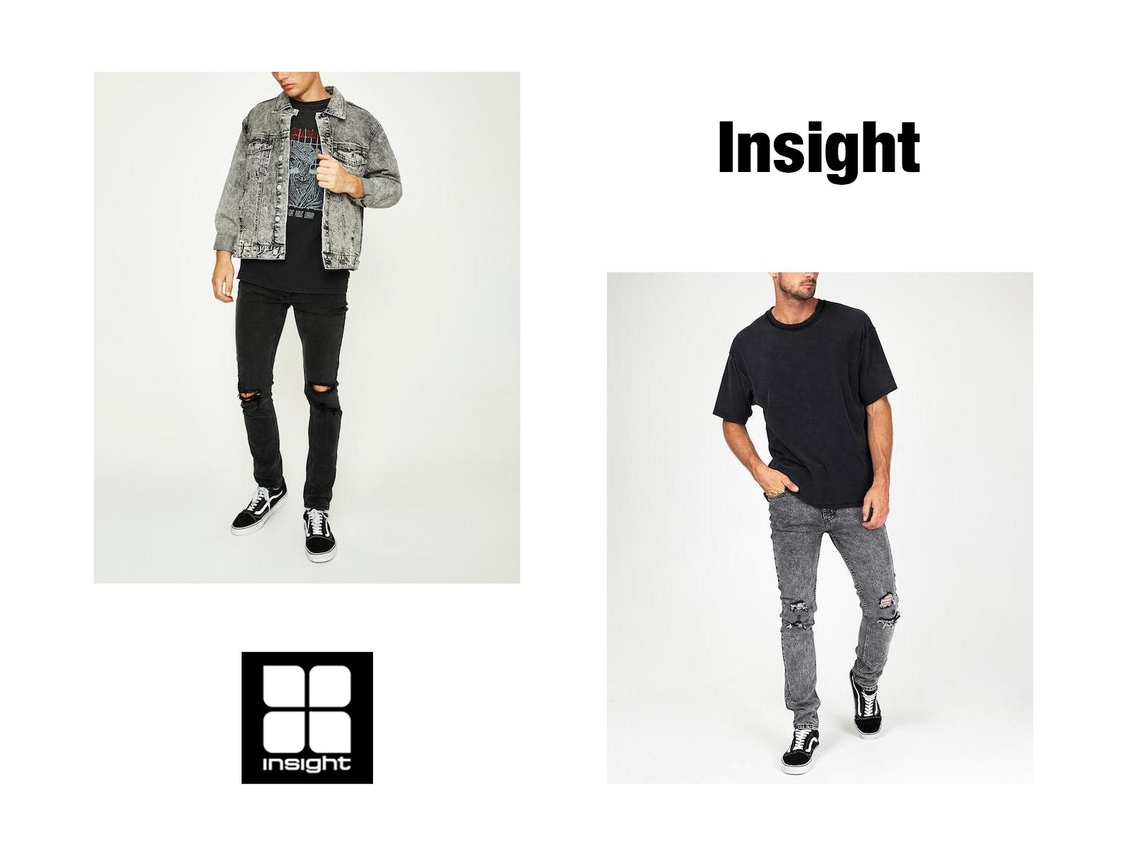 NEW ARRIVALS – INSIGHT AUTUMN/WINTER 2017