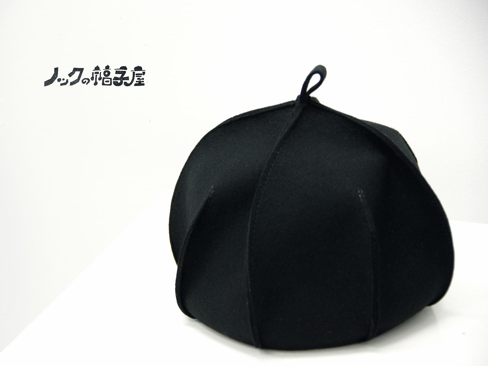 新入荷 – ノックの帽子屋 王冠ベレー