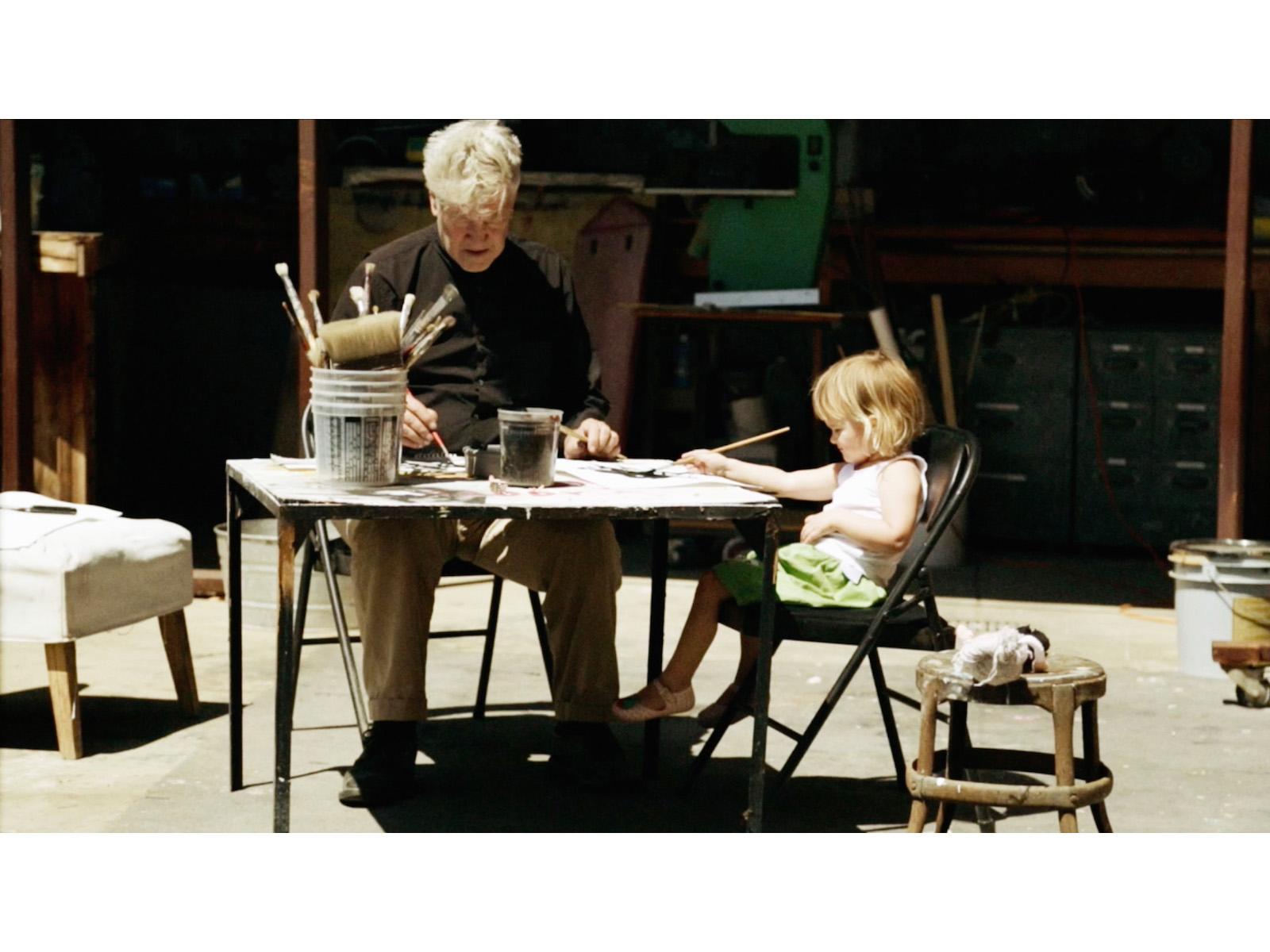 DAVID LYNCH: THE ART LIFE / デヴィッド・リンチ:アートライフ