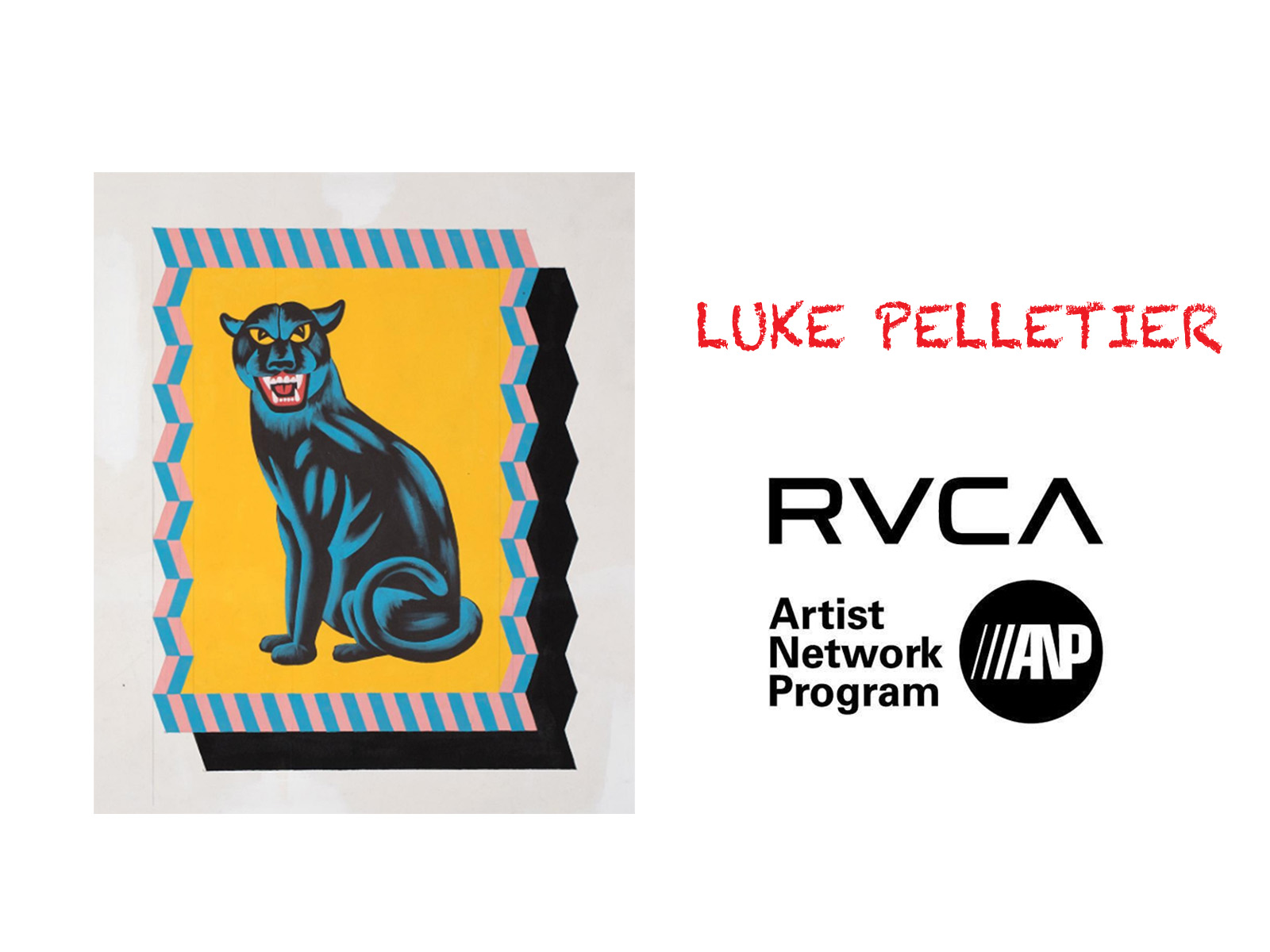 RVCA ANP COLLECTION – LUKE PELLETIER