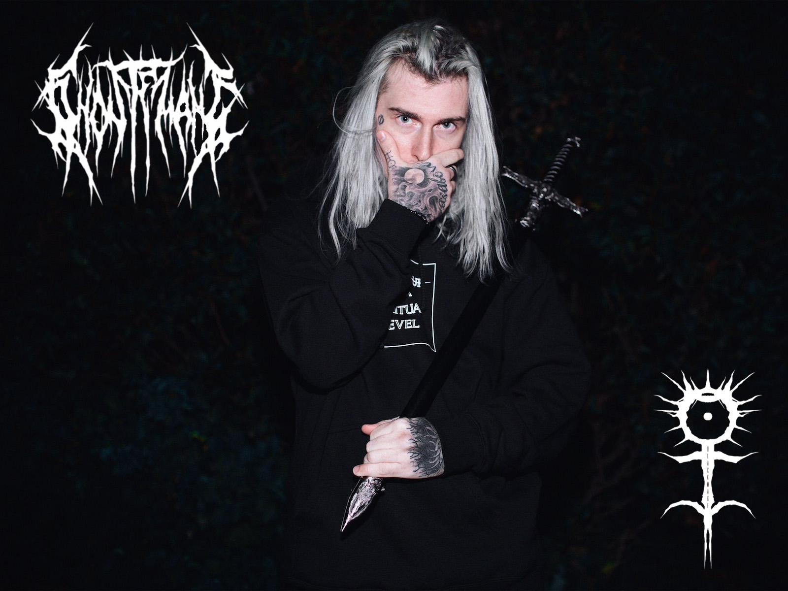 GHOSTEMANE – Metal/Industrial/Rap/Trap