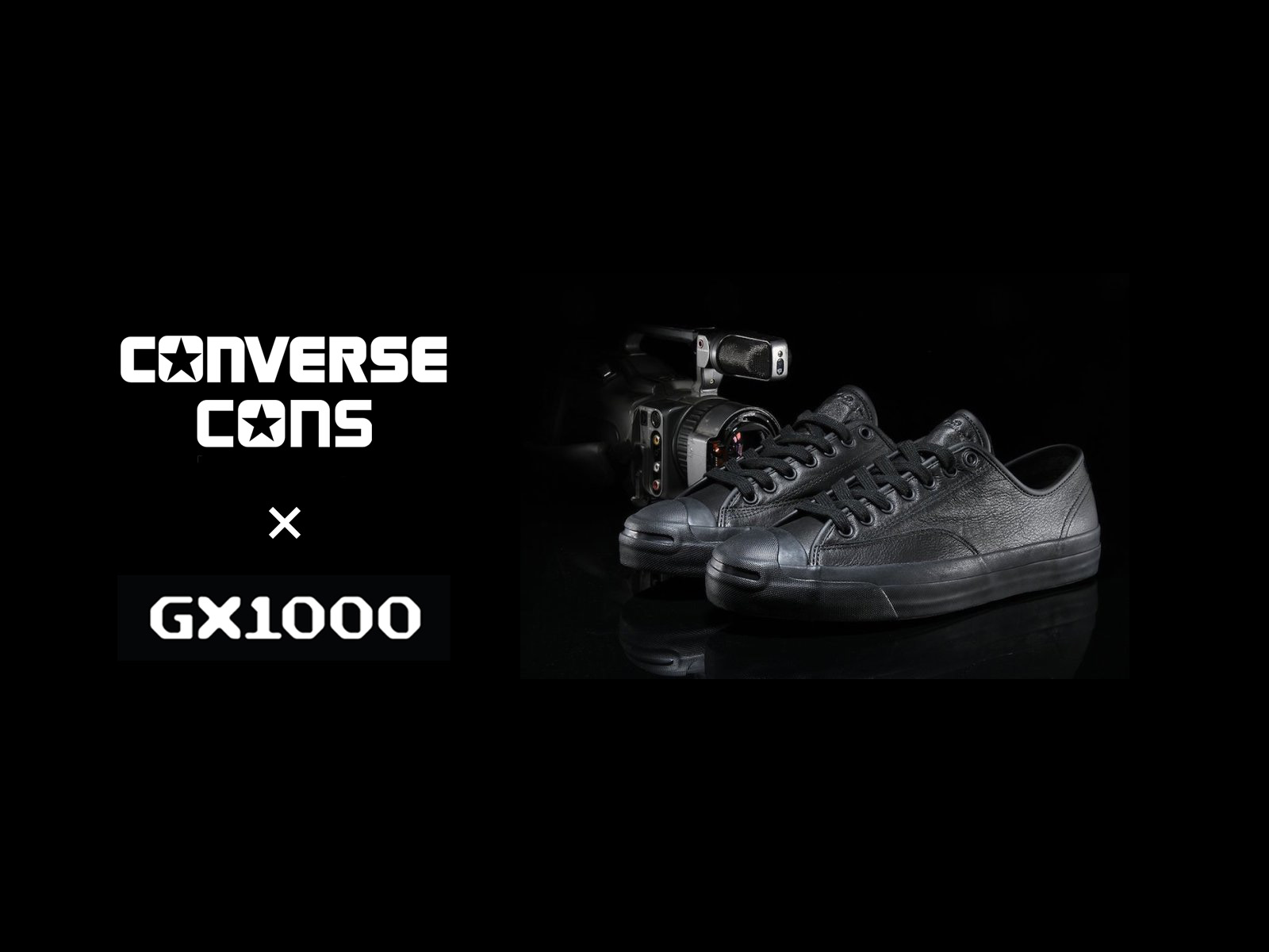 CONVERSE CONS × GX1000 – Jack Parcell Pro 近日入荷