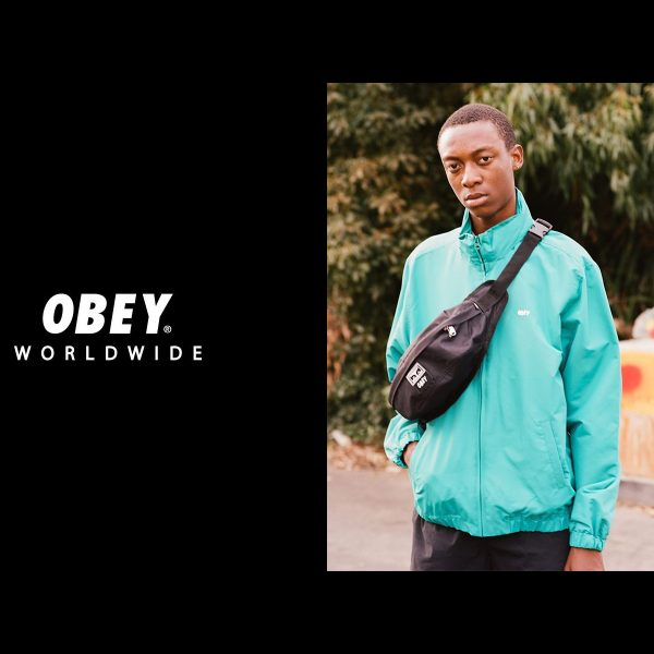 OBEY – Summer Collection 2018 Accessories