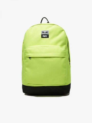 OBEY_Drop_Out_Juvee_Backpack_Safety_Green_100010096_GRN_1_600x