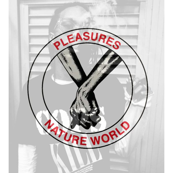 NATURE WORLD × PLEASURES Capsule Collection