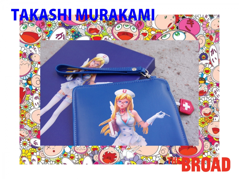 THE BROAD × TAKASHI MURAKAMI