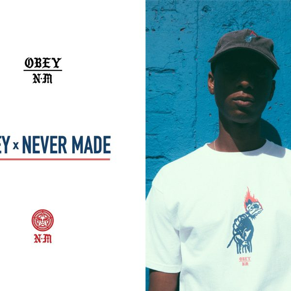 OBEY × NEVER MADE Capsule Collection