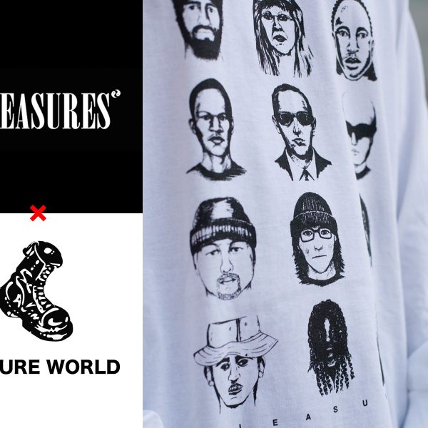 PLEASURES × NATURE WORLD – Reward Long Sleeve T-Shirt