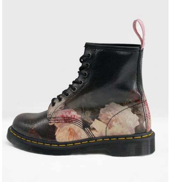 NEW ORDER ×Dr. Martens – Power,Corruption & Lies 8 HOLE BOOTS