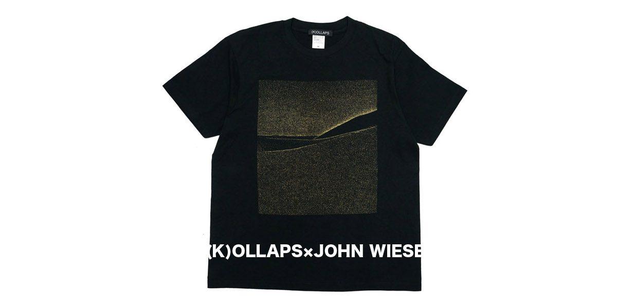 """(K)OLLAPS×JOHN WIESE NOISE PROJECT""""SILENCE:NOISY"""""""