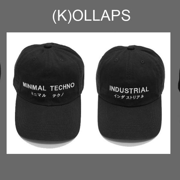 (K)OLLAPS MUSIC CAPシリーズに新作が登場しました