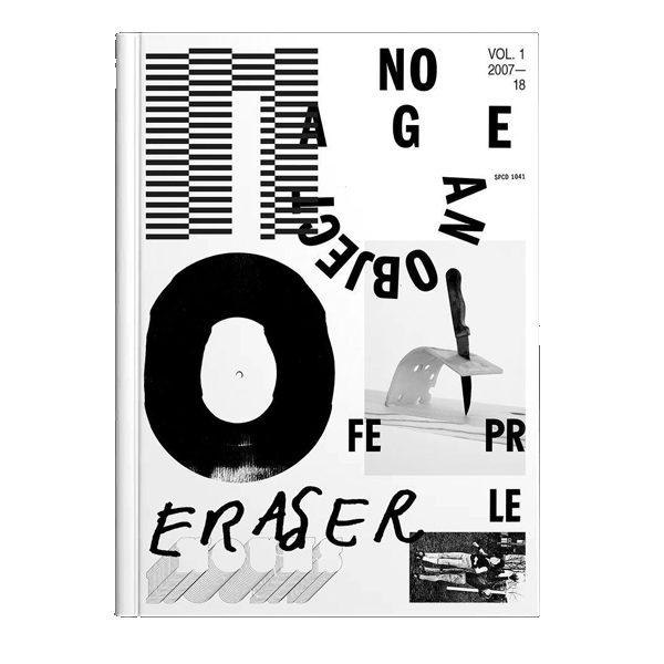 No Age × Brian Roettinger による限定のアートブックがリリース