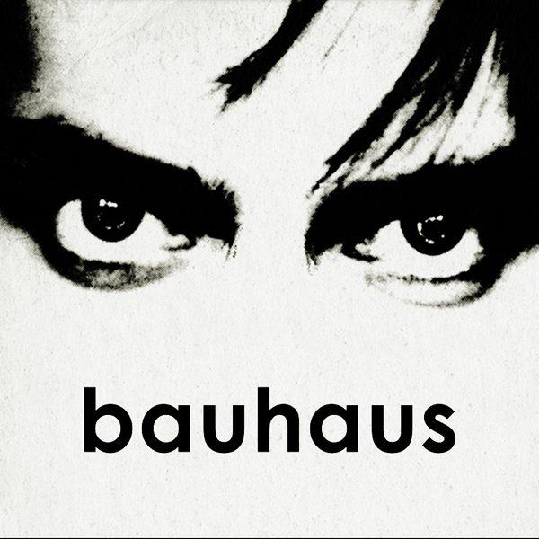 伝説のゴシック・ロックバンド BAUHAUS のオフィシャルアイテムが登場