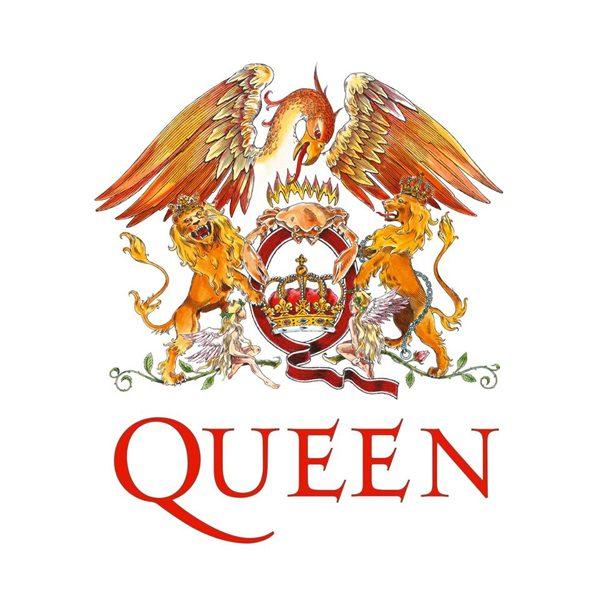 QUEEN より最新となる シンボルマーク をデザインしたTシャツが登場!