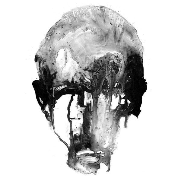 漆黒のヴィジュアルアーティスト JESSE DRAXLER による最新Tシャツ
