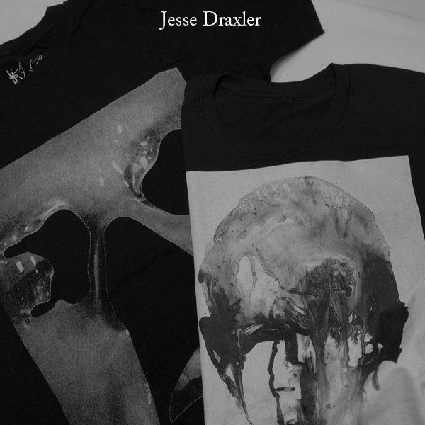 JESSE DRAXLER 限定生産Tシャツ