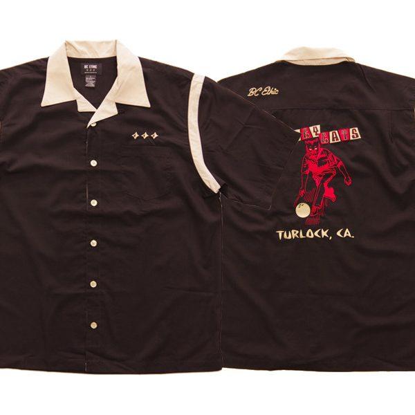 BC ETHIC より 90'sデッドストックの オープンカラーシャツ が登場