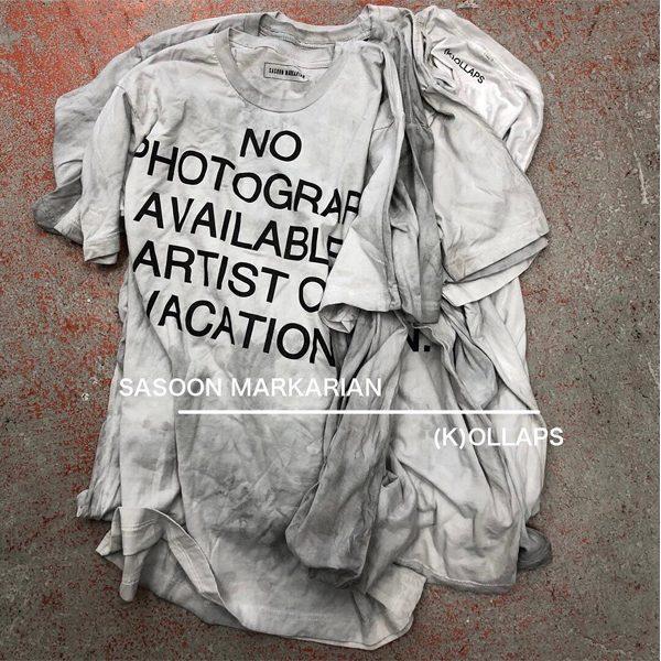 SASOON MARKARIAN × (K)OLLAPS による限定のカプセルコレクションを5月1日(水)より発売