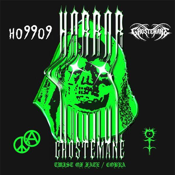 "Ho99o9 と GHOSTEMANE によるカップリング曲""TWIST OF FATE/COBRA""が公開"